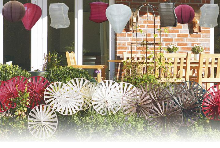 Outdoor Deco - Dekorationen für Feste & Partys von Kögler